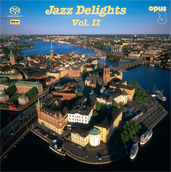 Jazz delights- so nice